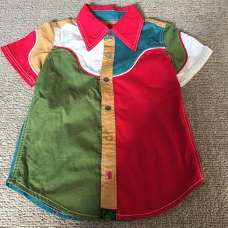 ブーフーウー(BOOFOOWOO)のシャツ☆(ブラウス)
