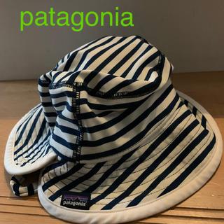 パタゴニア(patagonia)のpatagonia キッズ帽子(帽子)
