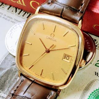 オメガ(OMEGA)の#690【魅力的なアンティーク】オメガ 動作良好 メンズ 腕時計 ヴィンテージ (腕時計(アナログ))
