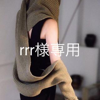 fumika_uchida ストール(マフラー/ショール)