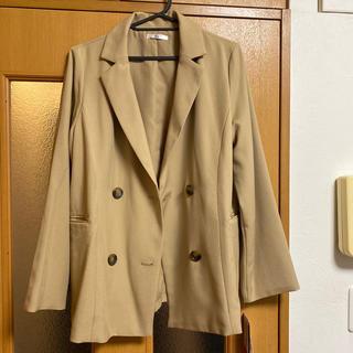 シマムラ(しまむら)の送料込み プチプラあやさん テーラードジャケット(テーラードジャケット)