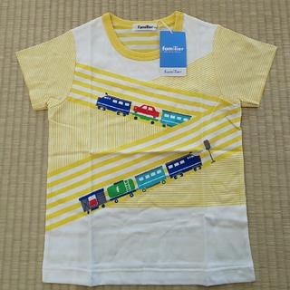 familiar - ★新品★ファミリア 半袖Tシャツ 120