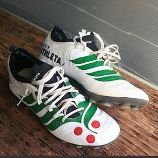 ATHLETA - (中古品) アスレタ サッカー スパイク 25.0cm