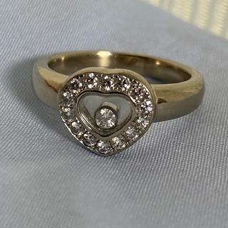 Chopard - 思い切ってホントに最後のお値下げ❗❗Chopard ハッピーダイヤモンド リング