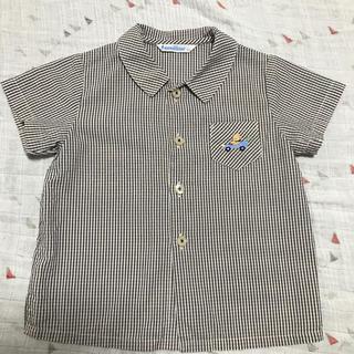 ファミリア(familiar)のファミリア シャツ 80サイズ(シャツ/カットソー)