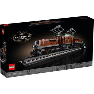 Lego - レゴ (LEGO)  クロコダイル電気機関車 10277 ブロック 室内
