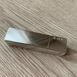 RMK - RMK リップスティック コンフォート エアリーシャイン01 コットンベージュ