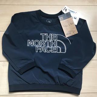 ザノースフェイス(THE NORTH FACE)の THE NORTH FACEバーブライトマウンテンクルー キッズ(ジャケット/上着)