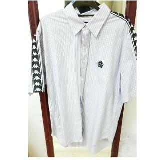 クリスチャンダダ(CHRISTIAN DADA)のCHRISTIAN DADA × KAPPA 19SS シャツ(シャツ)