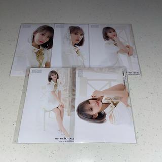 エイチケーティーフォーティーエイト(HKT48)のIZ*ONE イルコン 宮脇咲良 生写真 コンプ(K-POP/アジア)