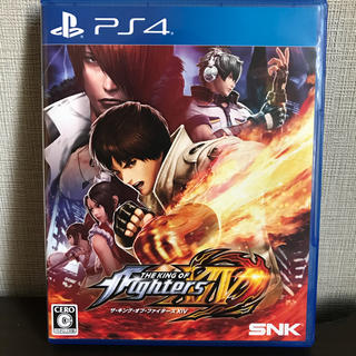 PS4 THE KING OF FIGHTERS XIV KOF14