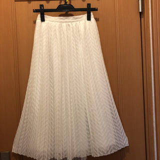 エヘカソポ(ehka sopo)のehkasopo☆プリーツスカート  Mサイズ(ロングスカート)