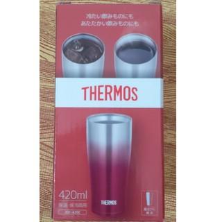 サーモス(THERMOS)のサーモス 真空断熱タンブラー 420ml(タンブラー)