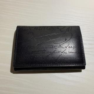 ベルルッティ(Berluti)のBerlutiのカードケース(名刺入れ/定期入れ)