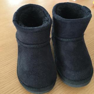 ムートンブーツ 14センチ(ブーツ)