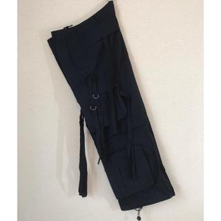 マルタンマルジェラ(Maison Martin Margiela)のUK LABEL Techno pants (ワークパンツ/カーゴパンツ)