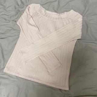 イング(INGNI)のオフィショル ロンT INGNI(Tシャツ(長袖/七分))