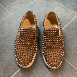 クリスチャンルブタン(Christian Louboutin)のルブタン メンズ 靴(スリッポン/モカシン)