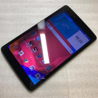 エルジーエレクトロニクス(LG Electronics)のaki658 SIM FREE Pad 8.0 Edition LGT01 (タブレット)