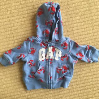 babyGAP - babygap のパーカー