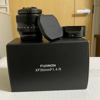 フジフイルム(富士フイルム)のXF35mm F1.4R(レンズ(単焦点))