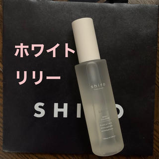 シロ(shiro)の【新品未使用】shiro / シロ ホワイトリリー ボディコロン 100mL(ユニセックス)
