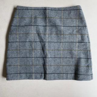 ユニクロ(UNIQLO)のUNIQLOスカート(ミニスカート)