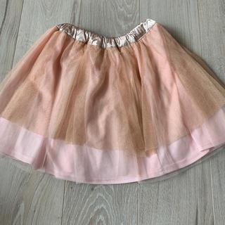 ナイスクラップ(NICE CLAUP)のNICE CLAUPチュールスカート(スカート)