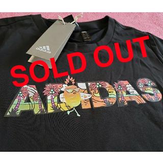アディダス(adidas)のadidasアディダスTシャツ レディース(Tシャツ(半袖/袖なし))
