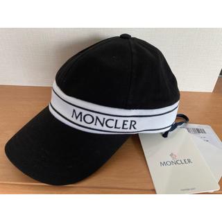 モンクレール(MONCLER)のMONCLER モンクレール  キャップ(キャップ)