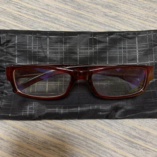 伊達眼鏡 レディース (サングラス/メガネ)