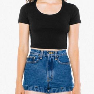 アメリカンアパレル(American Apparel)のamerican apparel ショートパンツ(ショートパンツ)