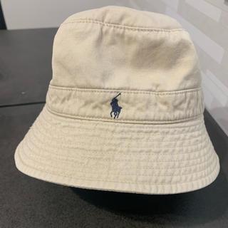 ラルフローレン(Ralph Lauren)の美品 ラルフローレン キッズ 帽子 52cm(帽子)
