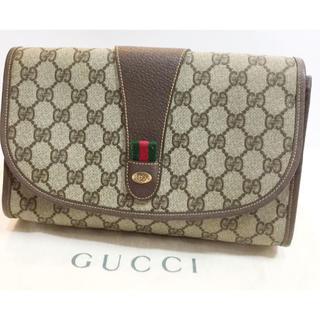 グッチ(Gucci)のGUCCI オールドグッチ クラッチバッグ ポーチ 18615833(クラッチバッグ)