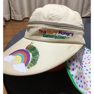 学研 - はらぺこあおむし     3way帽子