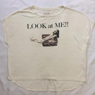ラグナムーン(LagunaMoon)のLagunamoonTシャツ(Tシャツ(半袖/袖なし))