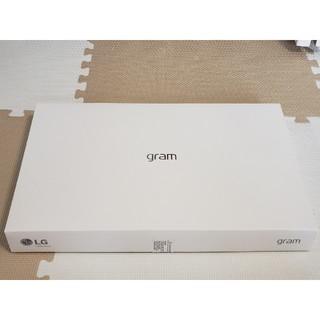 エルジーエレクトロニクス(LG Electronics)のLG gram 17Z990-VA56J メモリ16GB SSD756GB(ノートPC)