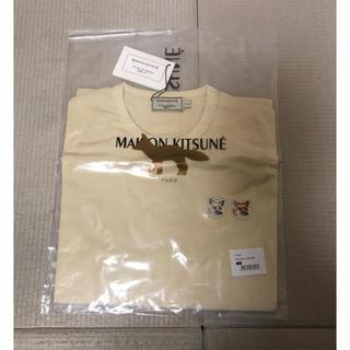 MAISON KITSUNE' - MAISON KITSUNE メゾンキツネ Tシャツ 未使用品