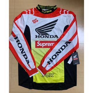 シュプリーム(Supreme)のSupreme Honda Fox Racing Moto Jersey Top(モトクロス用品)
