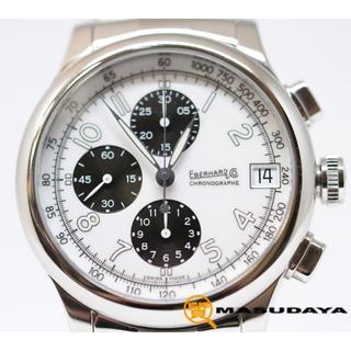 エベラール(EBERHARD)のエベラールトラベルセトロクロノグラフ【超美品】(腕時計(アナログ))