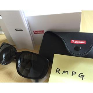 シュプリーム(Supreme)のsupreme Royce Sunglasses 20SS BLACK(サングラス/メガネ)