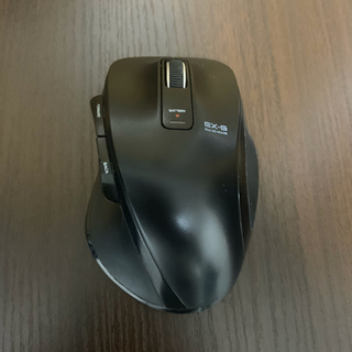 エレコム(ELECOM)のELECOM マウス EX-G M-XG1BB ワイヤレス Bluetooth(PCパーツ)