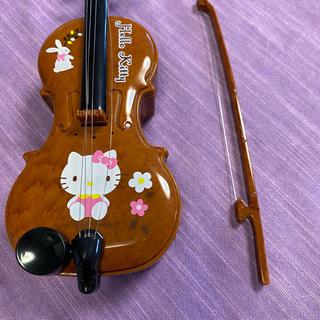 バイオリンのおもちゃ