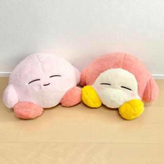 ニンテンドウ(任天堂)の星のカービィ 1番くじ sweet party A賞B賞セット(ぬいぐるみ)