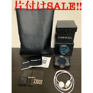 ディーゼル(DIESEL)のDIESEL ON スマートウォッチ DTZ2004(腕時計(デジタル))