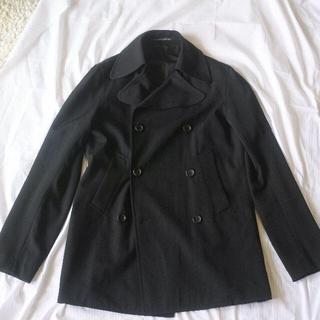 ヨウジヤマモト(Yohji Yamamoto)のシワギャバ Y's  09SS pコート(ピーコート)