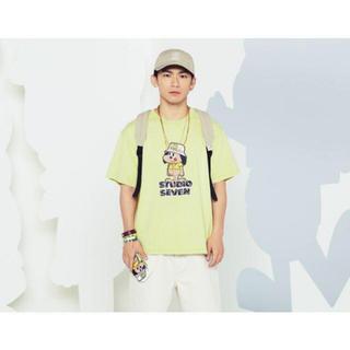 GU - GU STUDIO SEVEN ビッグTシャツ Mサイズ