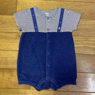 familiar - familiar ベビー服 男の子 ロンパース 60〜75cm