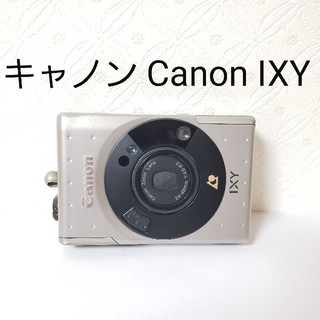 キヤノン(Canon)のキャノン Canon IXY APSフィルムコンパクト(フィルムカメラ)