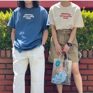 フィーニー(PHEENY)のpheeny  Swimming Club (Tシャツ(半袖/袖なし))